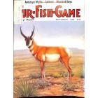 Fur Fish Game, September 1982