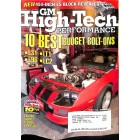 Cover Print of GM High Performance, March 2006