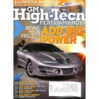 Cover Print of GM High Performance, May 2009