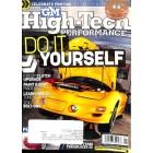 Cover Print of GM High Performance, November 17 2009