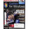 Cover Print of Games for Windows, August 2007