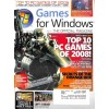 Cover Print of Games for Windows, December 2007