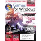 Cover Print of Games for Windows, February 2008