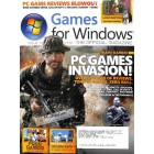 Cover Print of Games for Windows, January 2008
