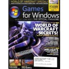 Cover Print of Games for Windows, June 2007