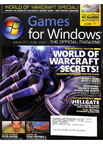 Games for Windows, June 2007