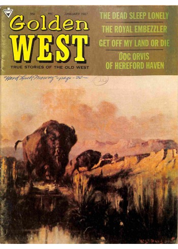 Golden West, January 1967