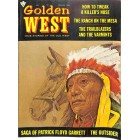 Cover Print of Golden West, January 1969