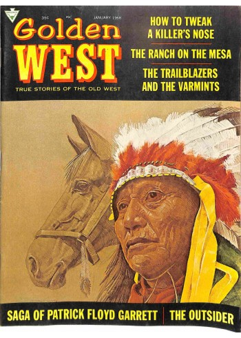 Golden West, January 1969