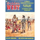 Cover Print of Golden West, March 1968