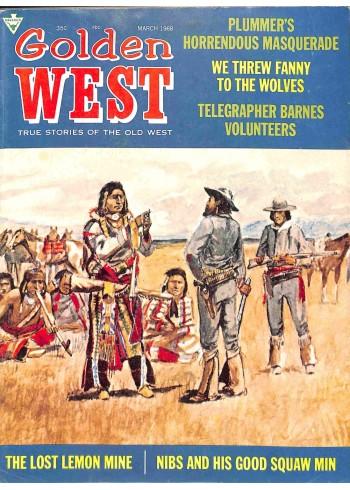 Golden West, March 1968