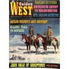 Cover Print of Golden West, March 1970