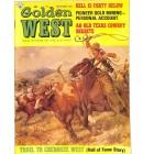 Golden West, September 1968