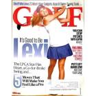 Cover Print of Golf, November 2017