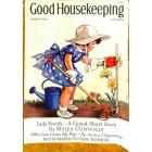 Good Housekeeping, August 1936