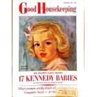 Good Housekeeping, August 1961