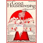 Good Housekeeping, December, 1913. Poster Print. Coles Phillips.