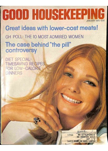 Good Housekeeping, January 1970