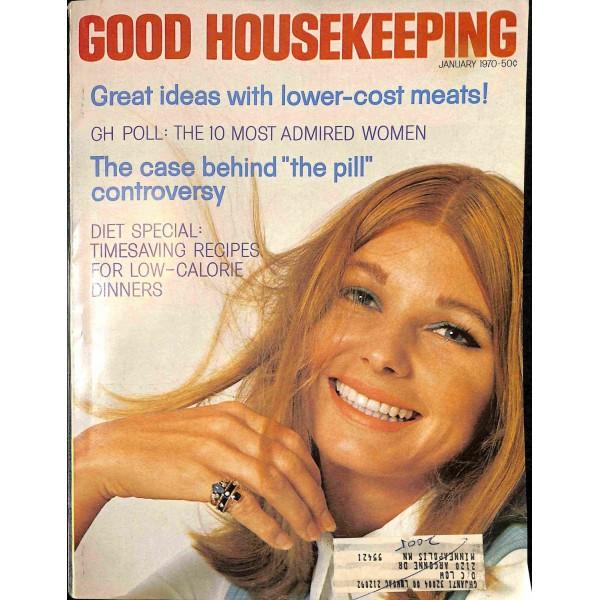 Good Housekeeping: Good Housekeeping Magazine, January 1970