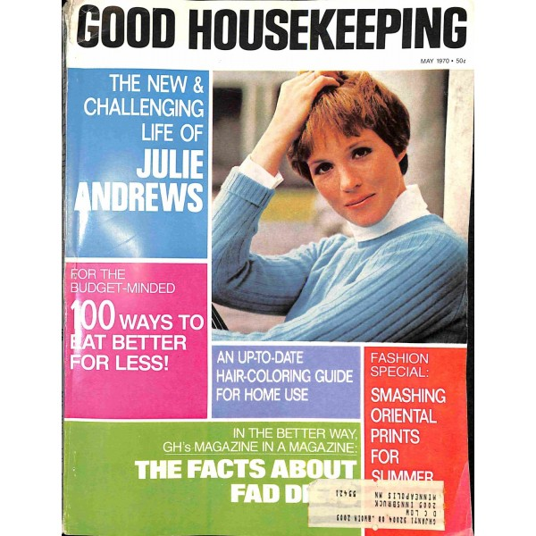 Good Housekeeping: Good Housekeeping Magazine, May 1970