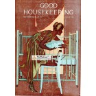 Good Housekeeping, November, 1916. Poster Print. Coles Phillips.