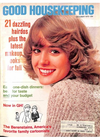 Good Housekeeping, October 1970