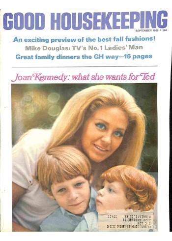 Good Housekeeping, September 1969