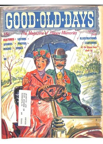 Good Old Days, April 1969