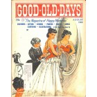 Cover Print of Good Old Days, August 1968