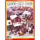 Good Old Days, December 1991