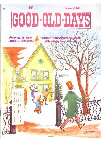 Good Old Days, January 1970