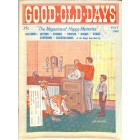 Cover Print of Good Old Days, May 1968