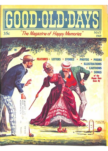 Good Old Days, May 1969