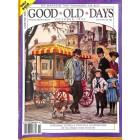 Good Old Days, October 1992