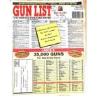 Cover Print of Gun List, April 18 1997