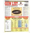 Cover Print of Gun List, August 22 1997