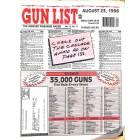 Cover Print of Gun List, August 23 1996