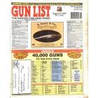 Cover Print of Gun List, August 8 1997