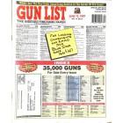 Cover Print of Gun List, June 13 1997