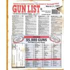 Cover Print of Gun List, March 21 1997