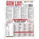Cover Print of Gun List, May 17 1996