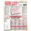 Cover Print of Gun List, September 20 1996