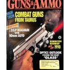 Guns and Ammo, April 1990