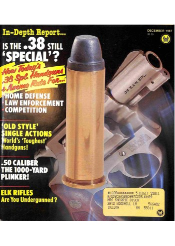 Guns and Ammo, December 1987