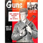 Cover Print of Guns, April 1957