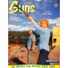 Cover Print of Guns, August 1960