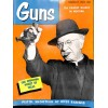 Cover Print of Guns, February 1957