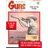 Cover Print of Guns, February 1958