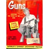 Cover Print of Guns, January 1958