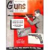 Cover Print of Guns, July 1957